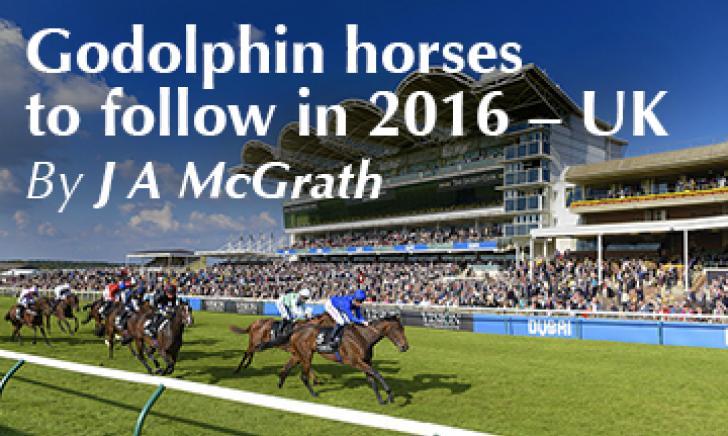 Godolphin Horses To Follow In 2016 - UK