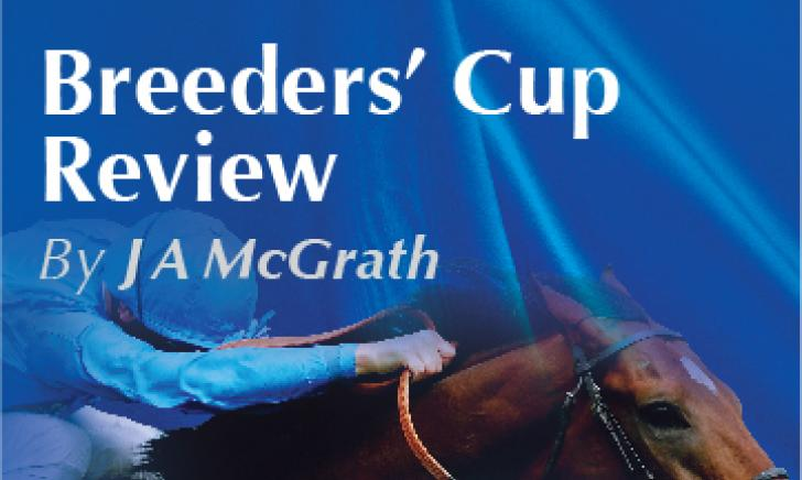 Breeders' Cup Review