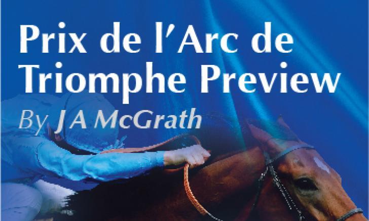 Prix de lArc de Triomphe Preview
