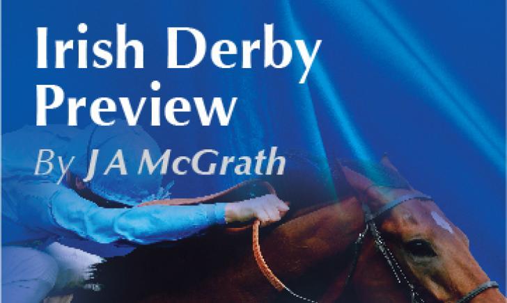 IRISH DERBY PREVIEW